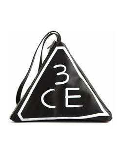 Stylenanda_3CE_TRIANGLE POUCH 立體三角形手拿包