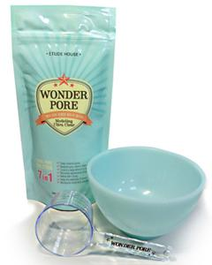ETUDE HOUSE_緊囊妙劑-七合一潔淨毛孔彈力面膜粉+混合碗(附量匙)