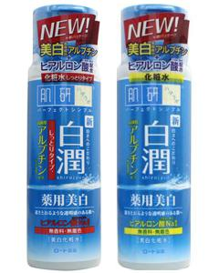 ROHTO 肌研_白潤嫩白化粧水170ml