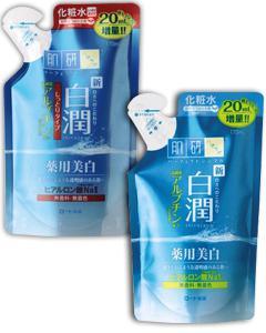 ROHTO 肌研_白潤嫩白化妝水(補充包)170ml #滋潤 現貨