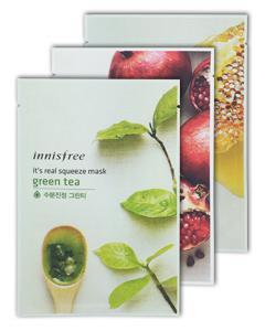 Innisfree_天然植物面膜系列 #竹子  現貨