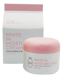 G9 SKIN_牛奶保濕提亮素顏霜