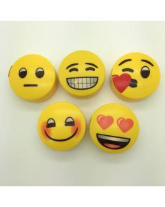 Innisfree x Emoji_無油無慮礦物控油蜜粉 #04/08 現貨 即期良品2020.01