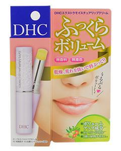 DHC_高保濕純欖護唇膏1.5g