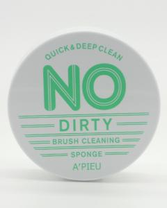 Apieu_刷具清潔海綿