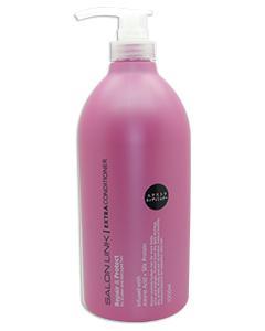 日本熊野_無矽靈保濕型修護潤髮乳1000ml(粉紫)