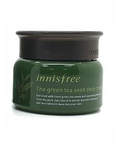 Innisfree_綠茶籽精粹深層高保濕乳霜(Deep)