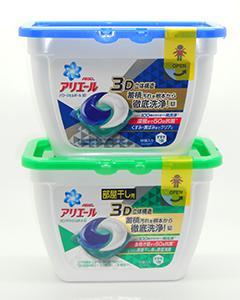 P&G_第三代3D洗衣膠球(盒裝18入) #粉 現貨