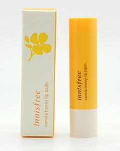 Innisfree_油菜花蜂蜜滋潤護唇膏3.5g-#黃色