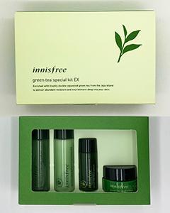 Innisfree_綠茶精萃保濕4件組