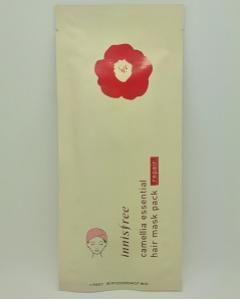 Innisfree_山茶花修護護髮帽35g 即期良品2020.04