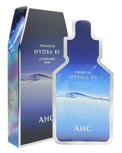 AHC_B5玻尿酸棉網保濕面膜(單片)45g