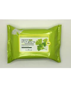 FROM NATURE_銀杏保濕卸妝濕巾116g