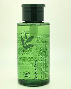 Innisfree_綠茶純淨溫和卸妝水300ml(2018新版)
