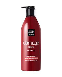 Mise en scene_受損髮質洗髮精(紅瓶黑蓋)680ml