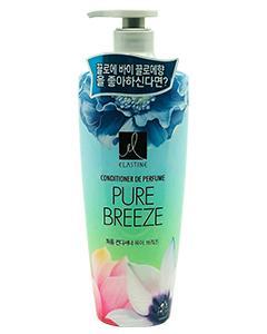 Elastine_Pure Breeze 永恆珍愛香水潤髮乳(綠) 600ml