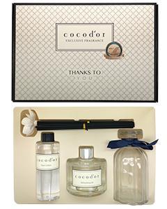 cocodor_高級室內擴香3入禮盒組