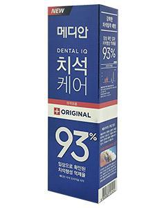 MEDIAN 麥迪安_93%強效淨白去垢牙膏(升級版)120g-#藍色(防護抗菌)
