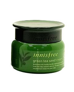 Innisfree_綠茶籽精粹保濕乳霜(升級版)50ml