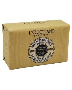 L'OCCITANE 歐舒丹_乳油木牛奶植物皂250g