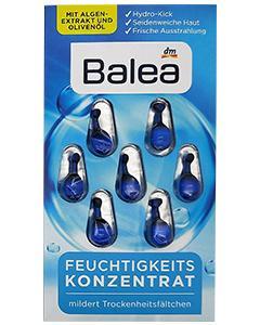 Balea_(藍)橄欖油海藻強化保濕精華素膠囊(7粒裝)