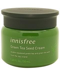 Innisfree_綠茶籽精粹保濕乳霜(2019新版)50ml