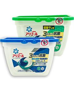 P&G_3D洗衣膠球(盒裝18顆)356g #綠 現貨