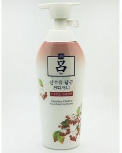 Ryo 呂_潤髮乳(花草系列淺粉瓶-山茱萸 受損髮)500ml