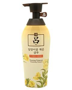 Ryo 呂_洗髮精(花草系列淺黃瓶-月見草 豐盈健康)500ml