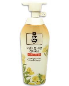 Ryo 呂_潤髮乳(花草系列淺黃瓶-月見草 豐盈健康)500ml