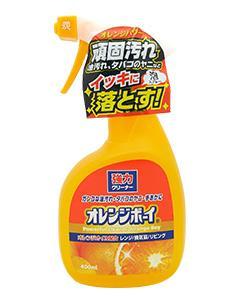 第一石鹼_柑橘精華去油汙萬用噴霧400ml