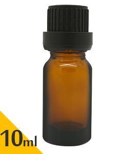 茶色玻璃空瓶(附滴塞)10ml