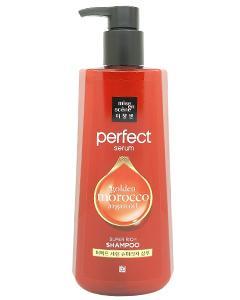 Mise en scene_摩洛哥油洗髮精~紅瓶黑蓋(保濕修護)680ml