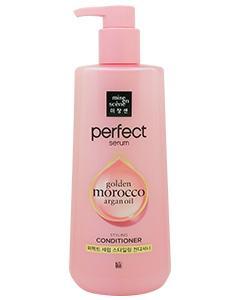 Mise en scene_摩洛哥油潤髮乳~粉瓶粉蓋(造型護色)680ml