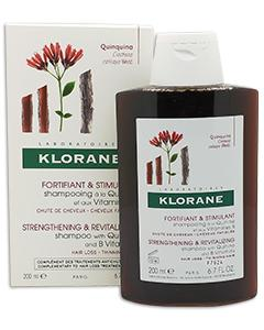 KLORANE 蔻蘿蘭_養髮洗髮精200ml (稀疏脆弱頭髮專用)