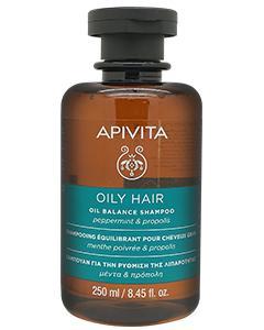 APIVITA 艾蜜塔_平衡調理洗髮精250ml
