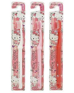 EBISU 惠百施_Hello Kitty纪念版牙刷-成人用(不挑色 隨機出貨)