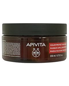 APIVITA 艾蜜塔_修護持色髮膜200ml
