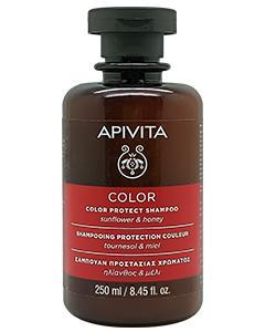 APIVITA 艾蜜塔_修護持色洗髮精250ml